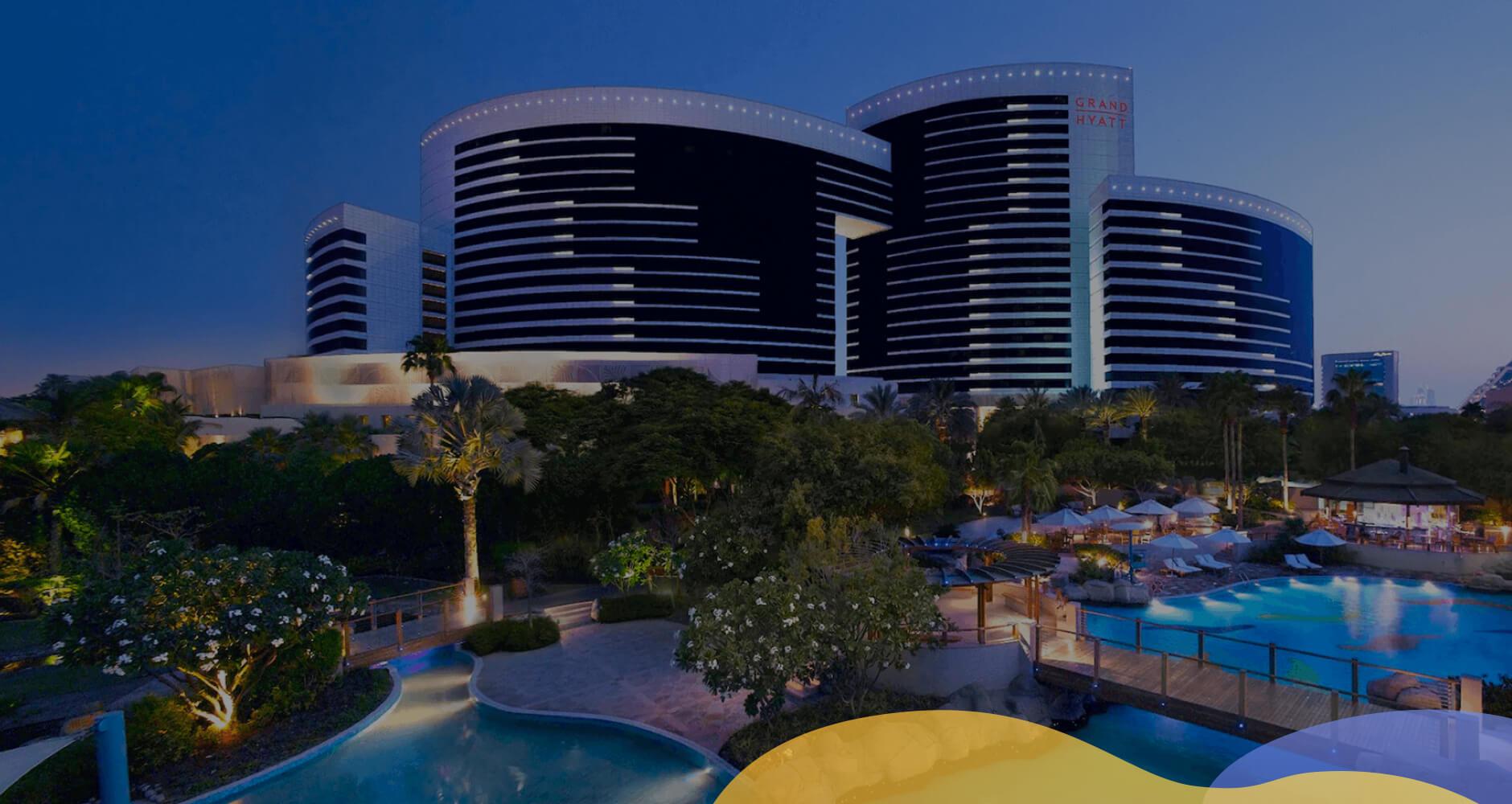 Engagemint 2019 DXB at Grand Hyatt Dubai